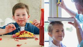 Špatná strava zpomaluje růst dětí: Mezi státy jsou rozdíly, pandemie problém ještě prohloubí