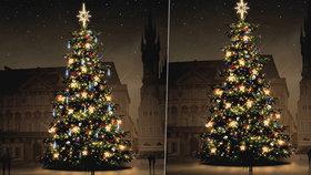 Jak má vypadat vánoční strom na Staroměstském náměstí? Radní se ptají na názor Pražanů