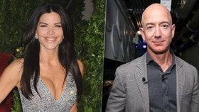 Intimní snímky šéfa Amazonu s novou přítelkyní: Bezos vyhrál soud o pomluvě