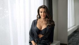 Iva Kubelková: S tím, že by mi muži zírali do výstřihu, nebojuji