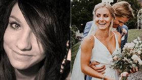Natálka ze Svatby je na starých fotkách k nepoznání: Černé vlasy a vyhublé tělo!