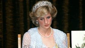 Tajemství zesnulé princezny Diany (†36): Bála se špionů! Bourala kvůli tomu i podlahu