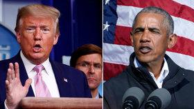 Obama se v pamětech opřel do Trumpa. Promluvil o strachu z rozdělení USA i krizi