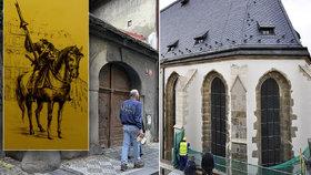 Bezhlavý templář straší ve staroměstské Liliovce. Jak ho lze vysvobodit ze zakletí pátku třináctého?