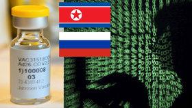 Hackeři z Ruska a KLDR útočí na výzkum vakcíny proti koronaviru, varoval Microsoft