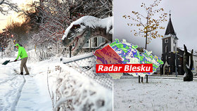 Přinese do Česka konečně mrazivou zimu a bílé Vánoce La Niña? Sledujte radar Blesku