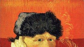 Van Gogh schizofrenií netrpěl: Ničila ho abstinence, zjistili vědci