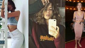 Krása dcery Munzarové a Dvořáka bere dech! Za sexy pózy Aničky (18) by se nestyděly ani modelky