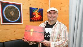 Muzikálová hvězda Bídníků se vrací k malování! Původně je malířem pokojů