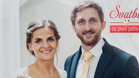 Novomanželé René a Petra ze Svatby na první pohled: Točili zadarmo! A nejen oni...