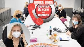 Mimořádná pomoc, příspěvek na péči a rekvalifikace: Důležité odpovědi odbornic z Horké linky!