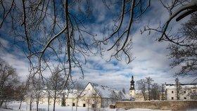 Vánoční trh na žďárském zámku letos probíhá virtuálně