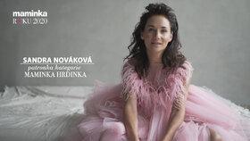 Sandra Nováková: Spousta maminek to nemá jednoduché a je potřeba je podpořit