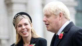 """Vládne v Downing Street """"vydřička""""? Nového šéfa poradců vybrala Johnsonovi snoubenka"""