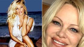 Pamela Andersonová v karanténě zpustla: Opuchlý obličej a kruhy pod očima!