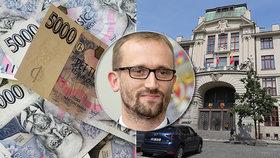 """Praha přijde o 8,5 miliardy, varuje náměstek. Zmínil """"nebývalý chaos"""" ve Sněmovně kvůli daňovému balíčku"""