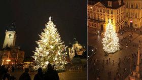 """Vánoce v Praze: Koncerty online, """"Staromák"""" letos bez polévky. Kam vyrazit nasát atmosféru?"""