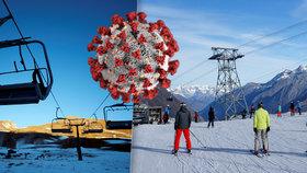 Kam letos na hory: Na lyžovačku v Itálii (zatím) zapomeňte. Co Rakousko a Německo?
