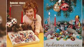 Tyhle vánoční kolekce nosil Mikuláš! Dnešní se šidí a jsou předražené, zlobí se pamětníci