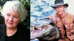 Zemřela hvězda (†81) filmu Krokodýl Dundee! Těžká mrtvice a pět dní boje o život