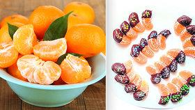 5 skvělých důvodů, proč jíst mandarinky! A rychlý recept k tomu!