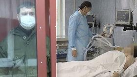 Rusové na večírku popíjeli dezinfekci: Osm jich zemřelo