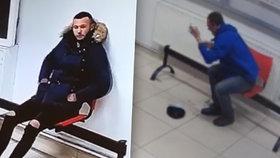 Brutální napadení kvůli roušce: Nitranská policie pátrá po útočníkovi