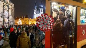 """Pražský magistrát rozvolnění neřešil: Ulice ožily, MHD stále zmatkuje s jízdními řády. """"Výmluvy,"""" zní od opozice"""