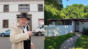 Kristian Kodet prodává svůj americký domov: Floridu vyměnil za palác ze 16. století!