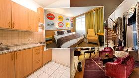 Místo turistů nájemníci. Pražské hotely nabízí v době koronakrize dlouhodobé bydlení i v centru