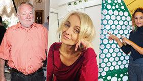 Vánoční katastrofy slavných: Abbasová šňupala česnek, Sobota musel na pohotovost!