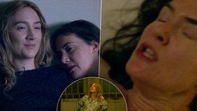 Divoké lesbické scény Kate Winsletové: Vášeň s herečkou, která by mohla být její dcera!