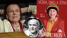 Iva Janžurová v nové knize poodkrývá svá tajemství: Milovala ženatého kolegu!