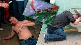 Větev ze stromečku v zadku i sob ve vagině: 13 nejdivočejších vánočních zranění
