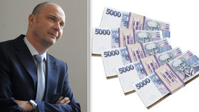 Exžalobce Grygárek má dostat 480 tisíc odškodného za trestní stíhání. Chce sedminásobek
