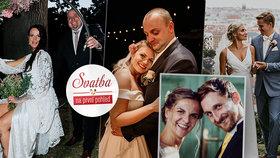 Jak dopadly páry ze Svateb: Tři měsíce od natáčení! Komu to nevyšlo a kdo zůstal spolu?