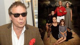 Jan Saudek v 85 letech modelem: Ukázal své poslední tři děti!