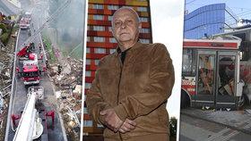 Hasičem roku je Václav Kratochvíl. Nejtěžší zásah byl výbuch domu v Lenoře nebo požár na Černém Mostě