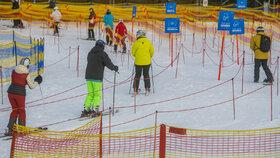 Řada skiareálů v ČR otevřela: Jak jsou na tom se sněhem, kolik zaplatíte za skipasy