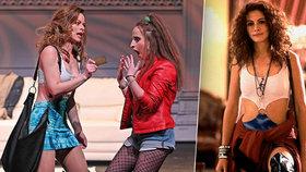 Hana Holišová přijala velkou výzvu: Je z ní Pretty Woman! Bude i sex na klavíru?