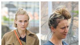 Celebrity bez make-upu: Kdo letos ukázal svou pravou tvář?