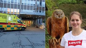 Dva mrtví za službu, to je síla! Studentka lékařské fakulty Eliška (24) pomáhá v první linii