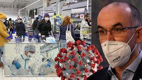 Zakázané zboží v supermarketech: Obchodníci přesunou výprodeje, kritizují vládní zmatek
