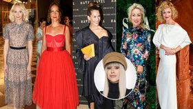 Nejlepší hvězdné outfity roku 2020 podle Iny T.? Noblesní Plodková, sexy Strýcová a éterická Kaira!