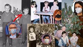Poznáte je? Politici vytáhli vánoční fotky z dětství. Jak vzpomínají a co přejí do nového roku?