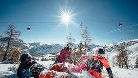Do Rakouska na lyže? Snad v lednu. Kam případně vyrazit?