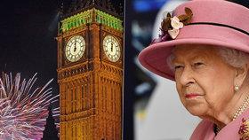 Smutný Silvestr královny Alžběty II.: Bez rodiny, alkoholu i důležitých tradic!
