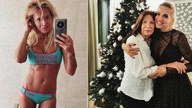 Dara Rolins (48) dál šokuje tělem: Tohle přece není normální!