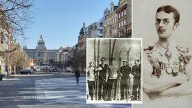 První sjezdovkou v Čechách byl Václavák. V roce 1887 ho na lyžích sjel Josef Rössler-Ořovský