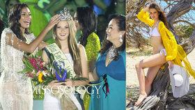 Tohle se ještě nestalo! Česká Miss 2019 Vavrušková: Podruhé na světové soutěži